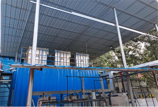 奋战100天,化工院承建的贵州茅台镇华星酒业污水处理总承包项目完成72小时试运